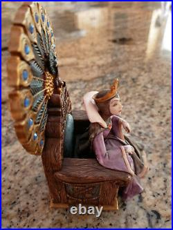 2003 Disney Harmony Kingdom Fairest of Them All Snow White Ltd Ed 500 Evil Queen
