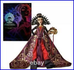 CONFIRMED Evil Queen Midnight Masquerade Disney Designer Snow White Doll LE