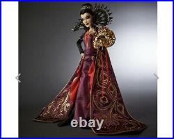 Confirmed Order Disney Designer Midnight Masquerade Evil Queen Doll Limited