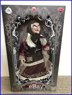 D23 Expo 2017 Snow White Evil Queen Old Hag Witch Doll LE 723