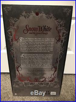 D23 Expo Disney2017 Snow White Evil Queen Old Hag Witch Doll LE 723