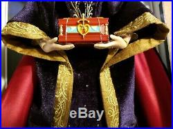 DISNEY STORE THE EVIL QUEEN 17 Limited Edition #1171/4000 DOLL BNIB SNOW WHITE