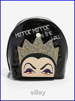 Danielle Nicole X Disney Evil Queen Mirror Mirror Mini Backpack