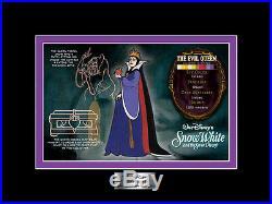 Disney Acme CHARACTER KEY Variant PIN Jumbo SNOW WHITE/EVIL QUEEN 197/250