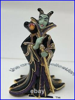 Disney Arribas Brothers Extremly Rare Maleficent Sleeping Beautys Evil Queen