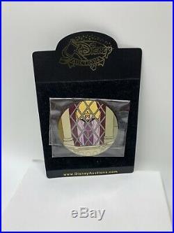 Disney Auctions Elisabete Gomes Evil Queen Window LE 100 Pin Snow White 7 Dwarfs