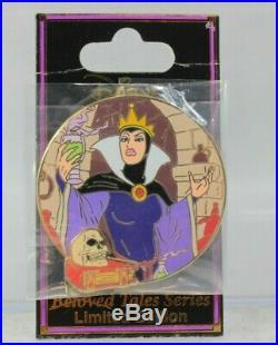 Disney DSSH Beloved Tales LE 300 Pin Dark Evil Queen Snow White