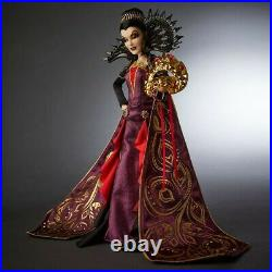 Disney Designer Collection Doll Midnight Masquerade Evil Queen IN HAND LE 5000