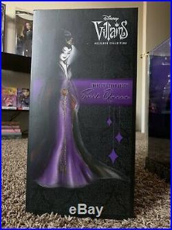 Disney Designer Limited Edition Evil Queen Doll Snow White