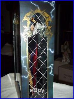 Disney Designer Snow white L/E Evil Queen Doll-NIB