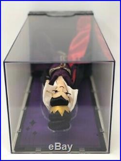 Disney Designer Villain Collection Evil Queen Doll LE Ltd. Ed. 04010/13,000 NEW