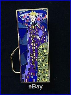 Disney DisneyShopping. Com Jumbo Art Nouveau Series Snow White's Evil Queen Pin