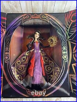 Disney EVIL QUEEN Midnight Masquerade Villains Designer Collector Doll NEW