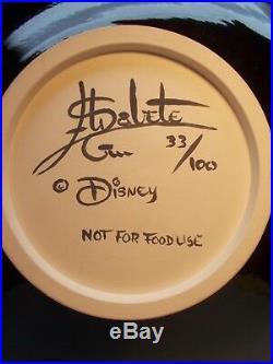Disney Elisabete Gomes Snow White LE #33/100 Evil Queen 21 Charger VHTF c