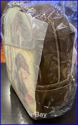 Disney Employee Center DEC Loungefly Snow White Evil Queen Backpack LE 600