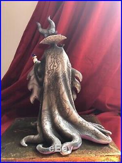 Disney Ernesto Couture de Force Statues Evil Queen Cruella Maleficent Retired