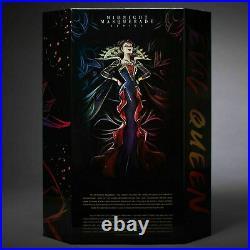Disney Evil Queen Doll Designer Collection Midnight Masquerade In Stock Now