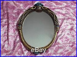 Disney Evil Queen Glass Magic Mirror 25 X19 inch big statue Snow White replica