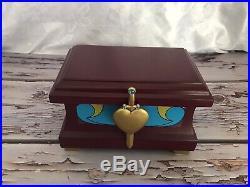 Disney Evil Queen Heart Box Replica Jewelry Box 2019 Snow White NEW