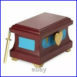 Disney Evil Queen Jewellery Box Snow White Heart Replica Prop Jewelery Villains