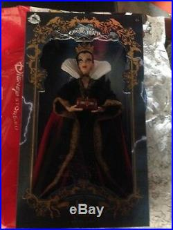 Disney Evil Queen Limited Edition Doll 17 From Snow White New
