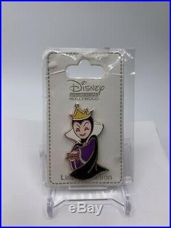 Disney Evil Queen Villains Cutie LE 300 Pin DSF DSSH Old Hag Snow White