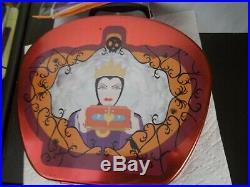 Disney Fairytale Snow White Villains Evil Queen Lunch Box withgirls gloves