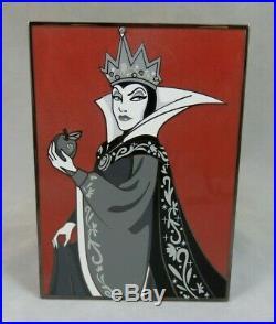 Disney Fantasy Pin POP Villains Evil Queen Snow White and the Seven Dwarfs