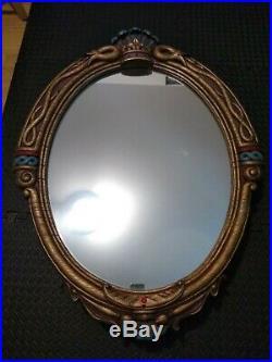 Disney Full Size Magic Mirror Snow White Evil Queen RARE Huge 36 x 28 inches