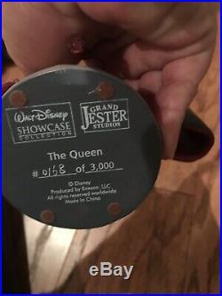 Disney GRAND JESTER STUDIOS THE EVIL QUEEN, from SNOW WHITE MOVIE