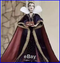 Disney Limited Edition Evil Queen Art Of Snow White Doll 17 Villains
