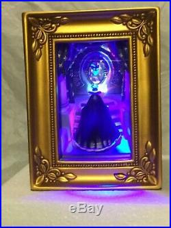 Disney Olszewski Gallery Of Light Snow White Villain Evil Queen NIB withCOA
