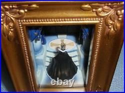 Disney Olszewski Gallery of Light Snow White Evil Queen at the Mirror NEW