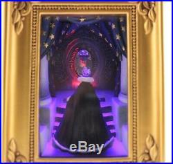 Disney Olszewski Gallery of Light Snow White's Evil Queen at the Mirror. COA