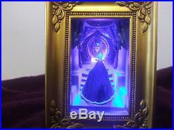 Disney Olszewski Gallery of Light Snow White's Evil Queen at the Mirror. NWB