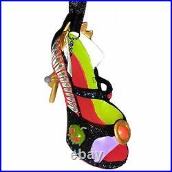 Disney Ornament Shoe High Heel Evil Queen X Rare Movie Snow White Last One