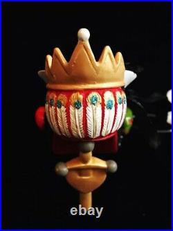 Disney Parks Evil Queen Villains Runway Shoe Ornament Snow White