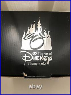 Disney Parks Gallery of Light Snow White Evil Queen Olszewski Light Up Figurine
