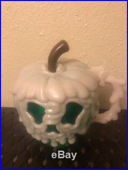 Disney Parks Poison Apple Green Stein Mug NEW Evil Queen Snow White Halloween