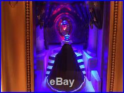 Disney Parks Snow White Evil Queen Mirror Gallery of Light by Olszewski NEW