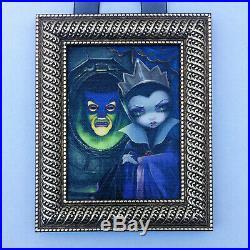 Disney Parks WonderGround Snow White Evil Queen Canvas Jasmine Becket Griffith