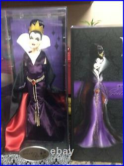 Disney Princess Designer collection doll Snow White And Evil Queen