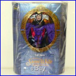 Disney SNOW WHITE Barbie Doll 1990s EVIL QUEEN NOS NRFB Mattel