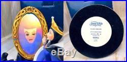 Disney Snow White Evil Queen Pottery Limited 195/500 RARE HTF