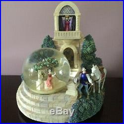 Disney Snow White Evil Queen Snow Globe