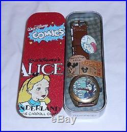 Disney Snow White Evil Queen Watch New In Box Disney No 56562 Metal Box