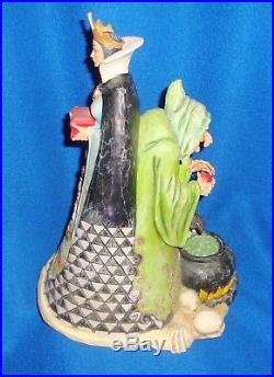 Disney Snow White Evil Queen Wicked Figure by Jim Shore