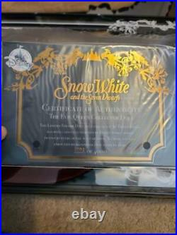 Disney Snow White Limited Edition Evil Queen Exclusive 17-Inch Doll