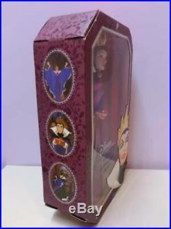 Disney Snow White Mattel Evil Queen figure MATTEL 2013 unopend Japan Import