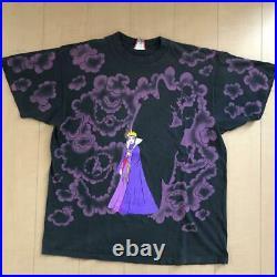 Disney Snow White The Evil Queen T-Shirt Size Free Vintage